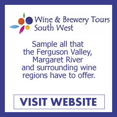 Wine and Brewery Bus Tours South West